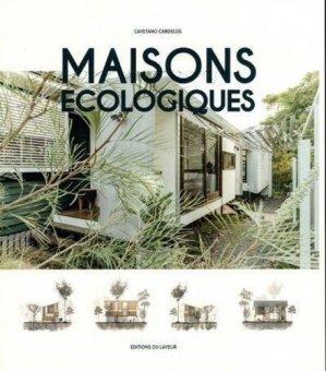 Maisons écologiques - du layeur - 9782915126617 -