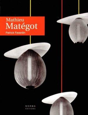 Mathieu Matégot - norma - 9782915542691 -