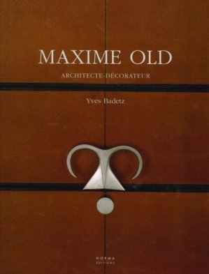 Maxime Old - norma - 9782915542967 -
