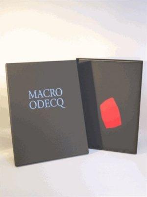 Macro. Edition limitée - bernard chauveau - 9782915837841 -