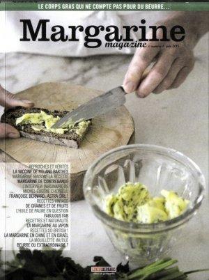 Margarine magazine N° 1, juin 2015 - Menu Fretin - 9782917008812 -