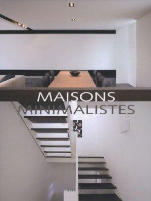Maisons minimalistes - Beta-plus - 9782930367514 -