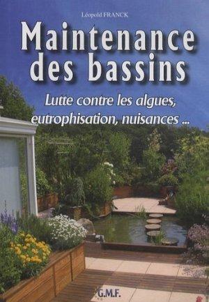Maintenance des bassins - groupe media franck - 9782930751009 -