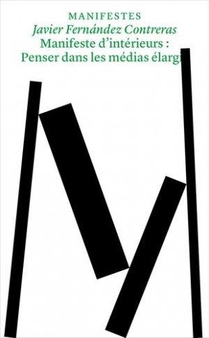 Manifeste d'intérieur - Head Publishing - 9782940510481 -