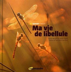 Ma vie de libellule - la salamandre - 9782940584260 -
