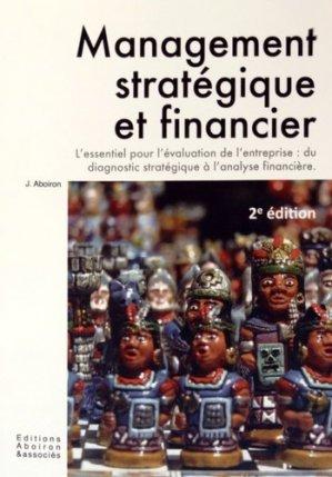 Management stratégique et financier - Aboiron and associés - 9782954688312 -