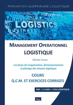 Management Opérationnel Logistique - athea - 9782955829509 -