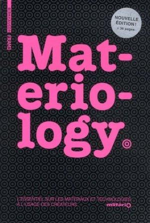 Materiology - birkhauser - 9783034608190 -