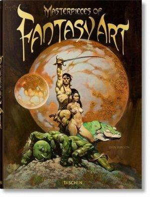 Masterpieces of Fantasy Art - Taschen - 9783836572101 -