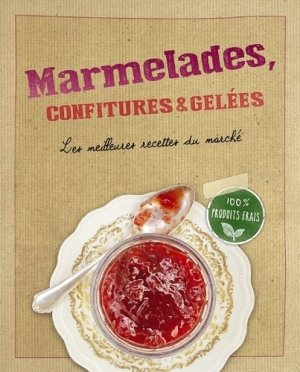 Marmelades, confitures & gelées - Komet - 9783869417585 -