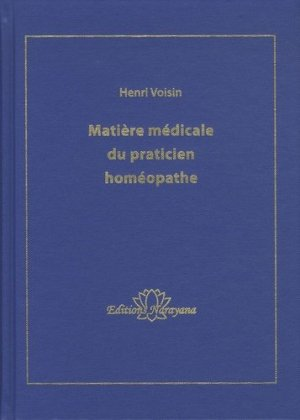 Matière médicale du praticien homéopathe - narayana - 9783955820183 -