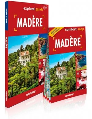 Madère. Guide + carte 1/52 000 - Express Map - 9788380467538 -