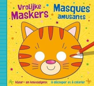 Masques amusants - Chantecler - 9789044759358 -
