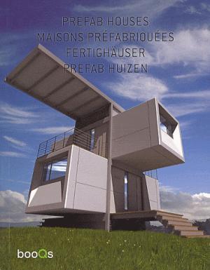 Maisons préfabriquées - booqs - 9789460650536 -