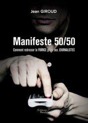 Manifeste 50/50 - baudelaire editions - 9791020305473 -