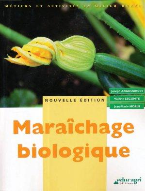 Maraîchage biologique - educagri - 9791027500314