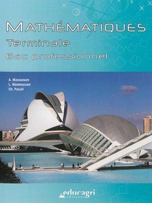 Mathématiques  Terminale BAC professionnel - educagri - 2301027500329 -