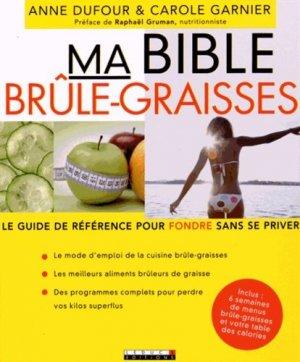 Ma bible brûle-graisses - leduc - 9791028500542 -