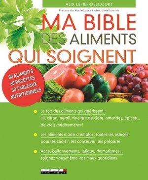 Ma bible des aliments qui soignent - leduc - 9791028502294 -