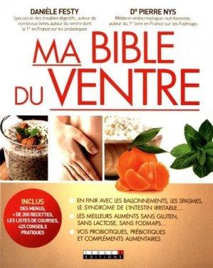 Ma bible du ventre - leduc - 9791028502751 -
