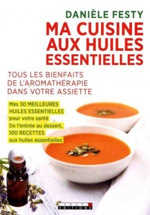 Ma cuisine aux huiles essentielles - leduc - 9791028503208 -
