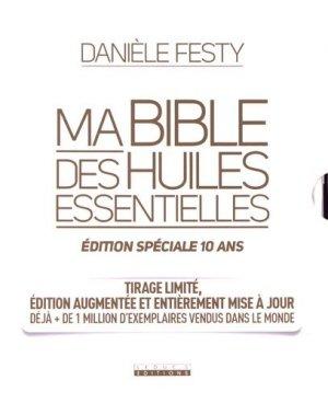 Ma bible des huiles essentielles - leduc - 9791028504434 -