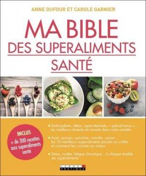 Ma bible des super-aliments naturels - leduc - 9791028513825 -