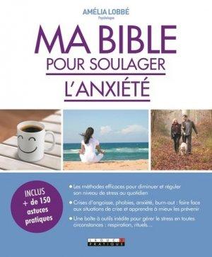 Ma bible pour soulager l'anxiété - leduc - 9791028513894 -