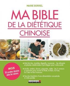 Ma bible de la diététique chinoise - leduc - 9791028514969