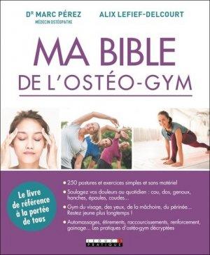 Ma bible de l'ostéo-gym - leduc - 9791028515669 -