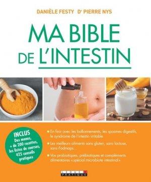 Ma bible de l'intestin - leduc - 9791028516222 -