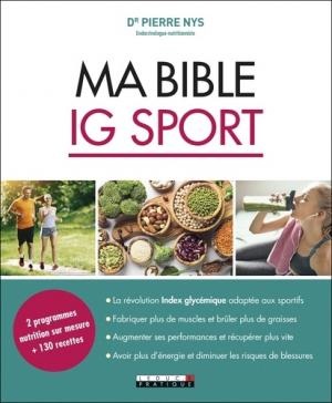 Ma bible IG sport - leduc - 9791028516253 -