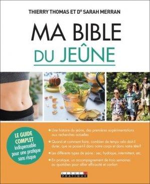 Ma bible du jeûne - leduc - 9791028516680 -