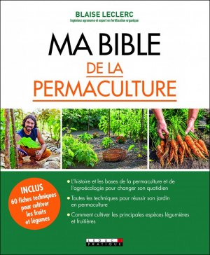 Ma bible de la permaculture - leduc - 9791028516901 -