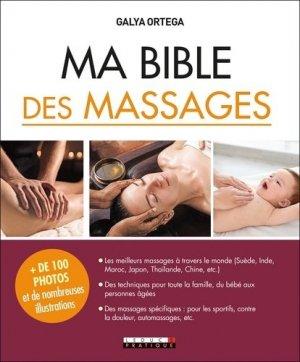 Ma bible des massages - leduc - 9791028516949 -