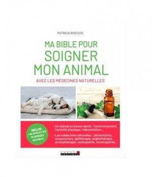 Ma bible pour soigner mon animal avec les médecines douces - leduc - 9791028517854 -