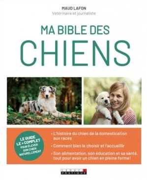 Ma bible des chiens - leduc - 9791028518974 -
