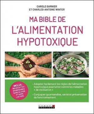 Ma bible de l'alimentation hypotoxique - leduc - 9791028519650 -