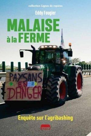 Malaise à la ferme - marie b - 9791093576640 -