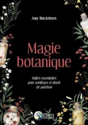 Magie botanique - danae - 9791094876886 -