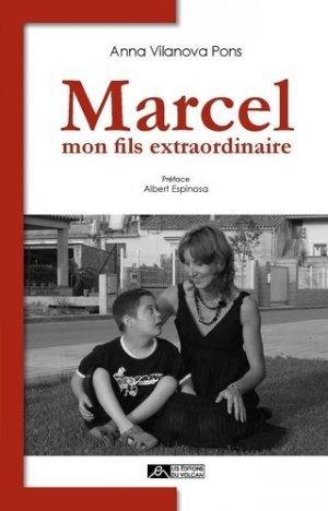 Marcel. Mon fils extraordinaire - Editions du volcan - 9791097339258 -