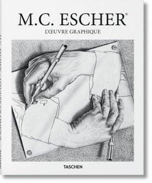 MC Escher (1898-1972). L'oeuvre graphique - Taschen - 9783836529716 -