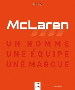 McLaren - etai - editions techniques pour l'automobile et l'industrie - 9791028303112 -