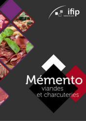 Mémento viandes et charcuteries - Edition 2018 - ifip - 2225465974422