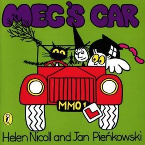 MEG'S CAR  - CHILDREN PBS - 9780140502596 -