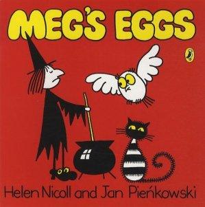 Meg's eggs - penguin - 9780141338873 -