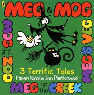 Meg & Mog: 3 Terrific Tales - penguin - 9780141343631 -