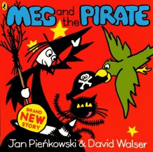 Meg and the Pirate - penguin - 9780141356723 -