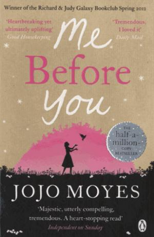 ME BEFORE YOU  - PENGUIN - 9780718157838 -