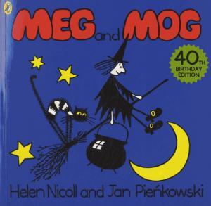 Meg and Mog - children pbs - 9780718194420 -